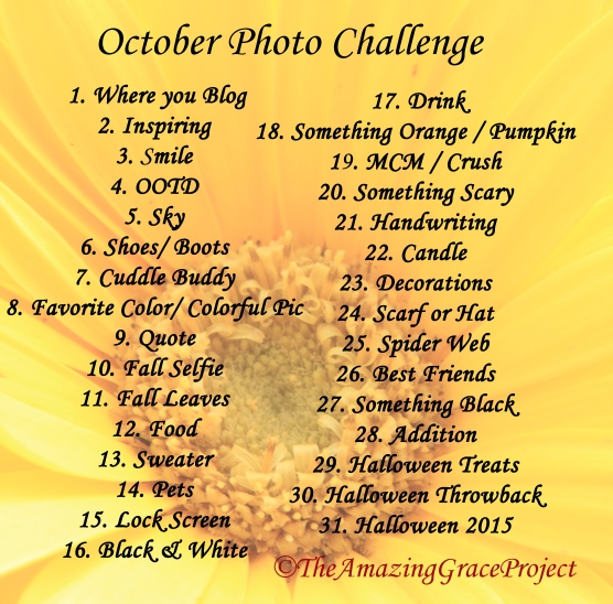 October Photochallenge copy